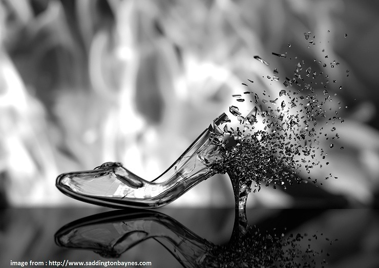 Bukan Cinderella
